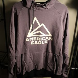 Men's American Eagle Graphic Hoodie